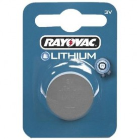 Rayovac - Rayovac CR1632 125mAh 3V Lithium battery - Button cells - BL111-CB