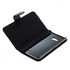 OTB - Bookstyle Case pentru Microsoft Lumia 550 - Microsoft huse telefon - ON2593 www.NedRo.ro