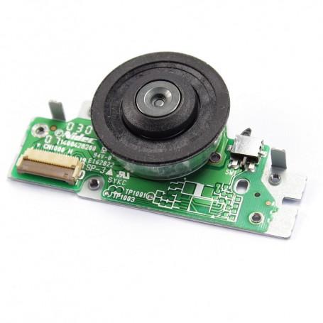 NedRo - Spindelschijf centrifugaalmotor KES-400AAA laserlens voor PS3 - PlayStation 3 - TM292 www.NedRo.nl