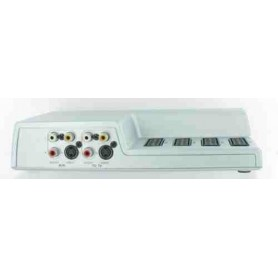 NedRo, AUDIO/VIDEO Switchbox 4IN 2OUT SVC680 18680, Audio adapters, 18680, EtronixCenter.com