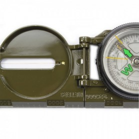 Unbranded - Army Green US Compass AL101 - Highly discounted - AL101 www.NedRo.us