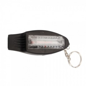 Unbranded, 4 In 1 Survival Thermometer Compass Magnifier Camping AL045, Highly discounted, AL045