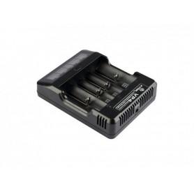 XTAR - XTAR VP4 IMR încărcător de baterie litiu EU Plug - Încărcătoare de baterii - NK023 www.NedRo.ro
