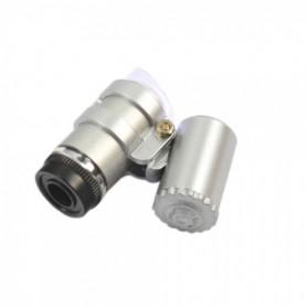 NedRo - 45X Mini Lupa Microscop de Buzunar LED Lupa Bijutier - Lupe și Microscoape - AL019 www.NedRo.ro