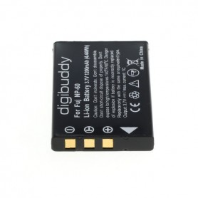 digibuddy, Battery for Fuji NP-60 Casio NP-30 KLIC-5000 A1812A, Casio photo-video batteries, ON2661, EtronixCenter.com