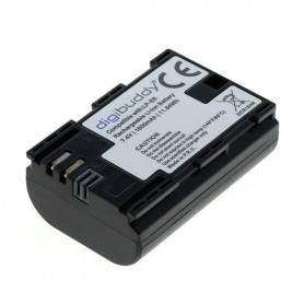 OTB, Accu voor Canon LP-E6 / LP-E6N 1600mAh ON2663, Canon foto-video batterijen, ON2663, EtronixCenter.com