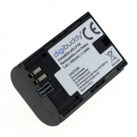 OTB - Battery for Canon LP-E6 / LP-E6N 1600mAh ON2663 - Canon photo-video batteries - ON2663 www.NedRo.us