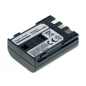 Battery for Canon NB-2LH 700mAh Li-Ion