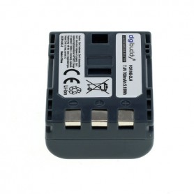 digibuddy, Battery for Canon NB-2LH 700mAh Li-Ion, Canon photo-video batteries, ON2668