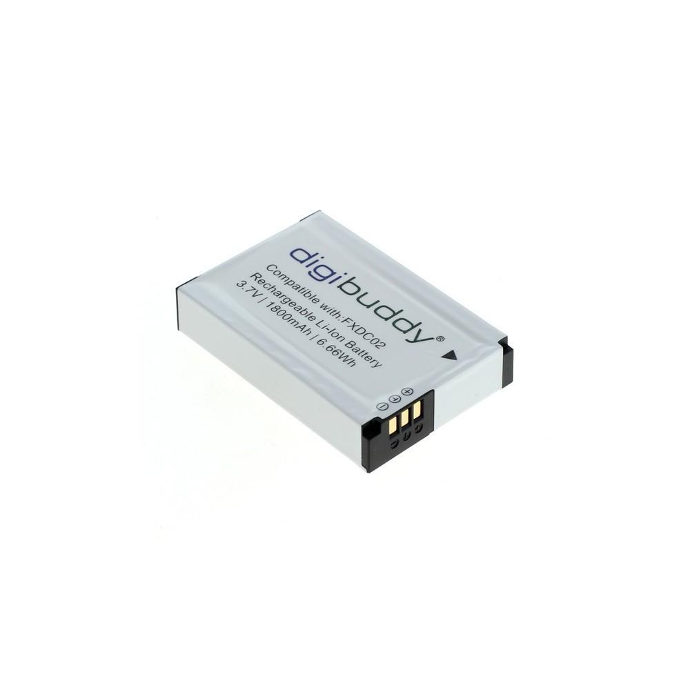 digibuddy - Accu voor Drift FXDC02 1800mAh ON2673 - Andere foto-video batterijen - ON2673 www.NedRo.nl