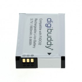 digibuddy, Accu voor Drift FXDC02 1800mAh ON2673, Andere foto-video batterijen, ON2673, EtronixCenter.com