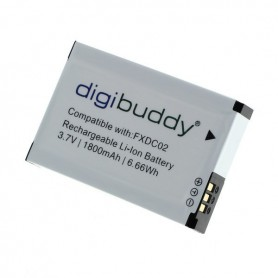 digibuddy - Accu voor Drift FXDC02 1800mAh ON2673 - Andere foto-video batterijen - ON2673 www.NedRo.nl