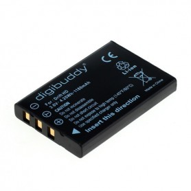 digibuddy - Accu voor Drift HD / HD720 1180mAh - Andere foto-video batterijen - ON2674-C www.NedRo.nl