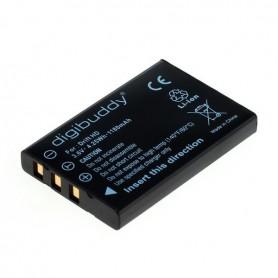 digibuddy - Accu voor Drift HD / HD720 1180mAh - Andere foto-video batterijen - ON2674-C www.NedRo.nl