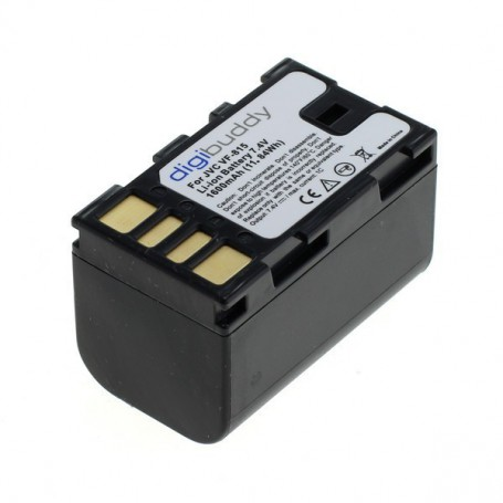 digibuddy, Battery for JVC VF-815 1600mAh ON2677, JVC photo-video batteries, ON2677