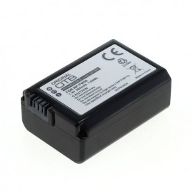 OTB - Battery for Sony NP-FW50 950mAh Li-Ion - Sony photo-video batteries - ON2680-C www.NedRo.us