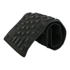 NedRo - Tastatura flexibila, USB sau PS2 culoare - Accesorii diverse computer - YPM003-CB www.NedRo.ro