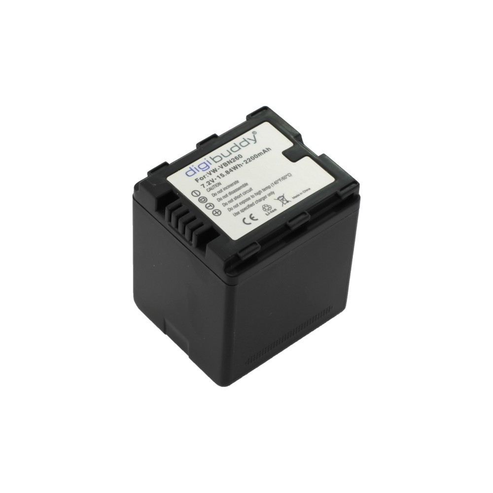OTB - Acumulator pentru Panasonic VW-VBN260 Li-Ion 2100mAh ON2696 - Panasonic baterii foto-video - ON2696 www.NedRo.ro