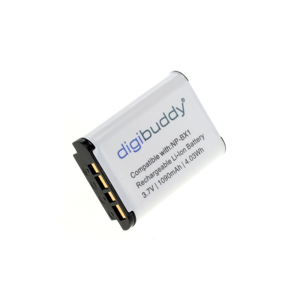 FDR-X3000R Battery 1000mAh for Sony Actioncam FDR-X3000