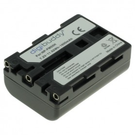 Accu voor Sony NP-FM55H / NP-QM51 1600mAh ON2708