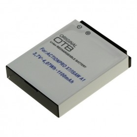 OTB, Accu voor Actionpro X7 Isaw A1/A2Ace/A3/ Extreme ON2710, Andere foto-video batterijen, ON2710, EtronixCenter.com