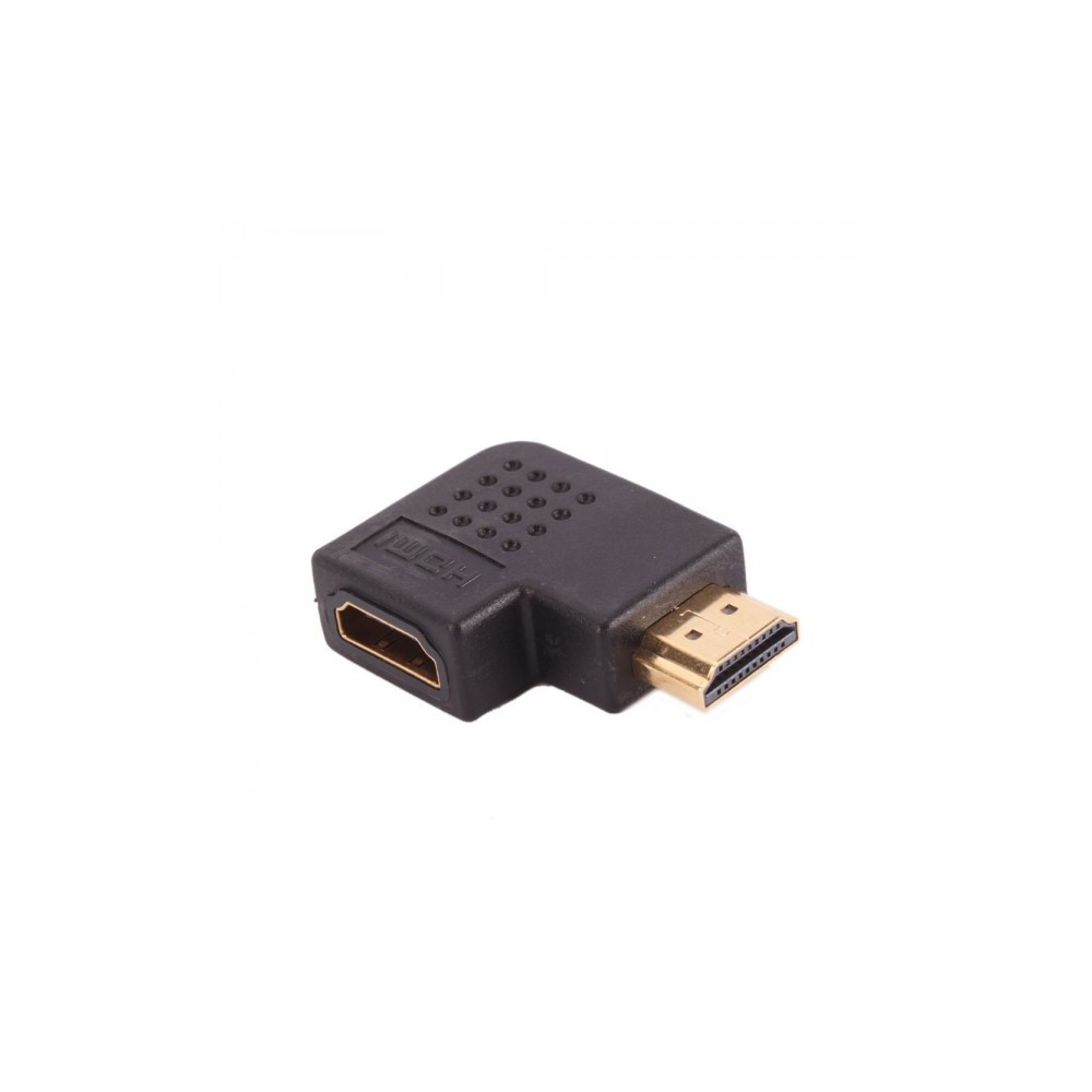 NedRo - Right Angle HDMI Male to HDMI Female Converter Adapter WW81005255 - HDMI adapters - WW81005255 www.NedRo.de