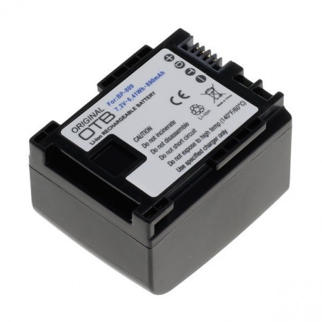 OTB - Battery for Canon BP-809 890mAh ON2715 - Canon photo-video batteries - ON2715