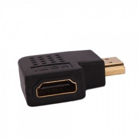 NedRo, Right Angle HDMI Male to HDMI F Converter Adapter WW81005255, HDMI adaptoare, WW81005255, EtronixCenter.com