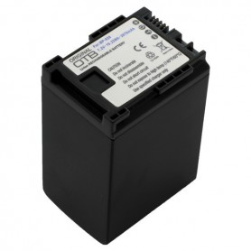 Battery for Canon BP-828 / BP-827 2670mAh