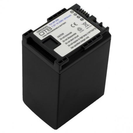 OTB, Battery for Canon BP-828 / BP-827 2670mAh, Canon photo-video batteries, ON2718