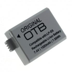 OTB - Accu voor Canon LP-E5 1020mAh ON2721 - Canon foto-video batterijen - ON2721 www.NedRo.nl