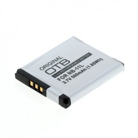 OTB, Battery for Canon NB-11L 500mAh ON2725, Canon photo-video batteries, ON2725