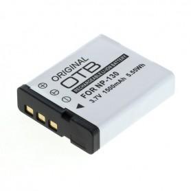 OTB - Accu voor Casio NP-130 1500mAh - Casio foto-video batterijen - ON2733 www.NedRo.nl