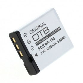 OTB - Battery for Casio NP-130 1500mAh ON2733 - Casio photo-video batteries - ON2733 www.NedRo.us
