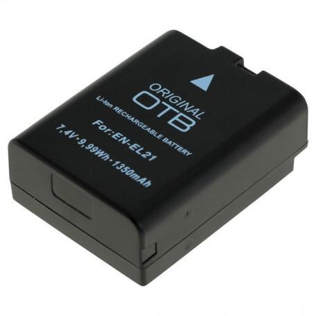 OTB, Battery for Nikon EN-EL21 1350mAh, Nikon photo-video batteries, ON2747