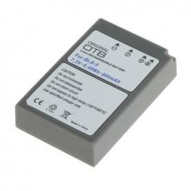 OTB - Accu voor Olympus BLS-5 / BLS-50 ON2751 - Olympus foto-video batterijen - ON2751-C www.NedRo.nl