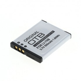 OTB - Battery for Olympus Li-70B 500mAh ON2753 - Olympus photo-video batteries - ON2753 www.NedRo.us