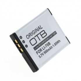 OTB, Battery for Olympus Li-70B 500mAh, Olympus photo-video batteries, ON2753, EtronixCenter.com
