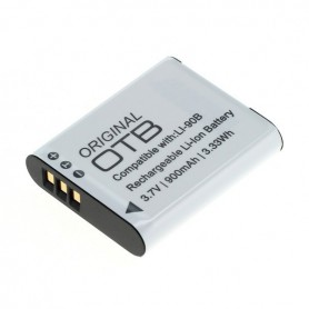 OTB - Accu voor Olympus LI-90B 900mAh ON2754 - Olympus foto-video batterijen - ON2754 www.NedRo.nl