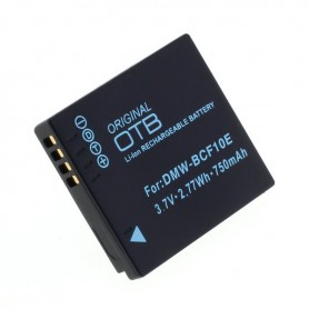 OTB - Battery for Panasonic DMW-BCF10E/2 ON2756 - Panasonic photo-video batteries - ON2756 www.NedRo.us
