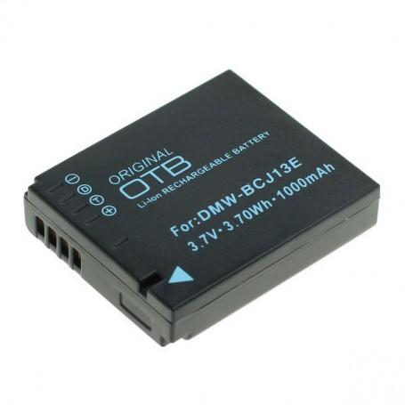 OTB, Battery for Panasonic DMW-BCJ13E ON2758, Panasonic photo-video batteries, ON2758