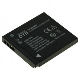 Battery for Panasonic DMW-BCK7