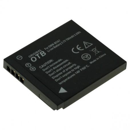OTB, Battery for Panasonic DMW-BCK7, Panasonic photo-video batteries, ON2759