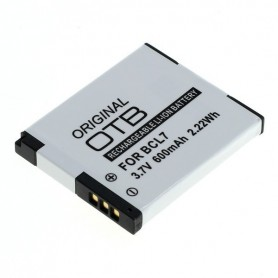 OTB, Acumulator pentru Panasonic DMW-BCL7 ON2760, Panasonic baterii foto-video, ON2760, EtronixCenter.com