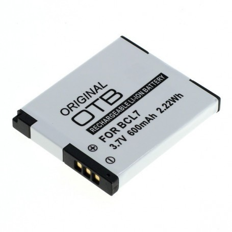 OTB, Battery for Panasonic DMW-BCL7 ON2760, Panasonic photo-video batteries, ON2760