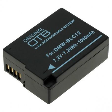 OTB, Battery for Panasonic DMW-BLC12 1000mAh, Panasonic photo-video batteries, ON2762