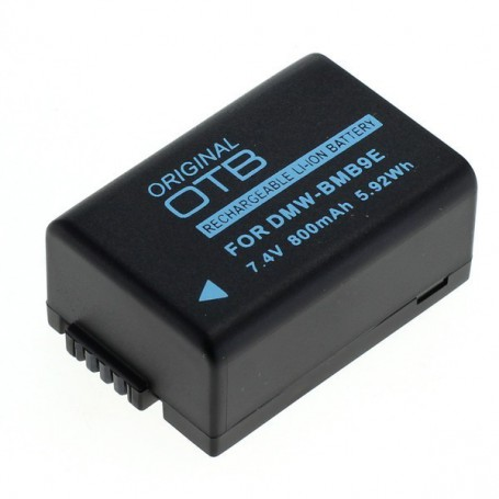 OTB, Battery for Panasonic DMW-BMB9E / Leica BP-DC9, Panasonic photo-video batteries, ON2768