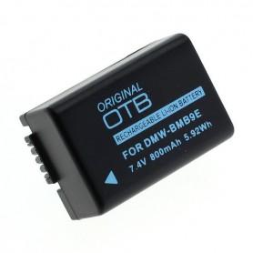 OTB - Accu voor Panasonic DMW-BMB9E / Leica BP-DC9 ON2768 - Panasonic foto-video batterijen - ON2768-C www.NedRo.nl