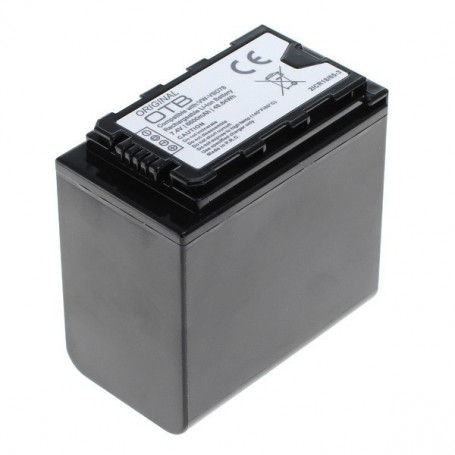 OTB, Battery compatible with Panasonic VW-VBD78 Li-Ion with battery level indicator, Panasonic photo-video batteries, ON2770