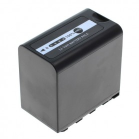 OTB, Acumulator compatibil cu Panasonic VW-VBD78 Li-Ion cu indicator de nivel baterie, Panasonic baterii foto-video, ON2770, ...